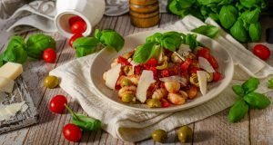 Gnocchi tomato sauce bio
