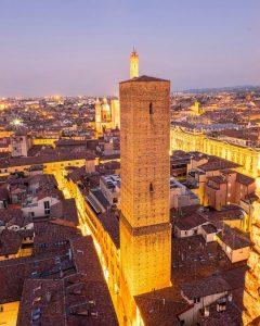 The town - Bologna 🇮🇹