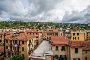 Santa Margherita Ligure town in Italy