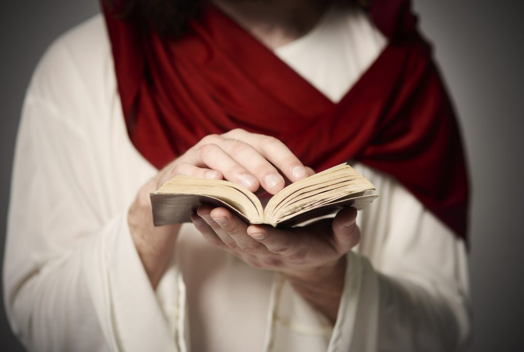 The path to Jesus is through devotion and suffering